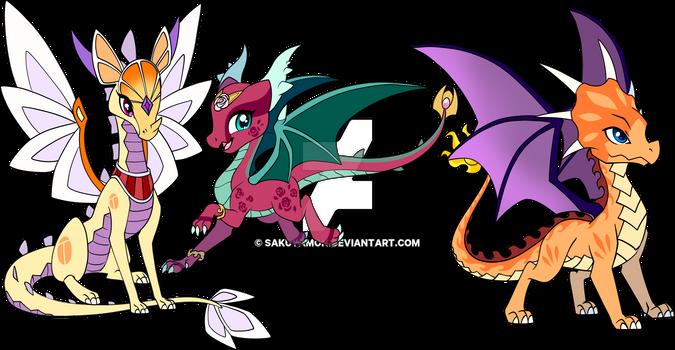 Spyro the Dragon Adoptables3