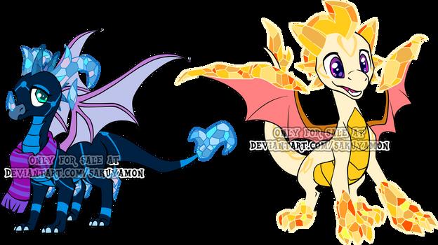 Spyro the Dragon Adoptable6