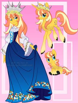 My Little Pony set2 Sunshine Butters
