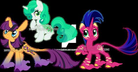 Mare Pony Adoptable 62