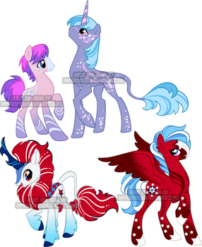 July MyLittlePony Adopts 2020 2