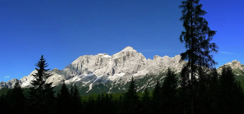 Monte Pelmo by proch
