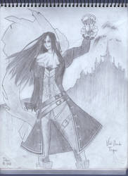Fanart : Dracula by TetsuiArikado