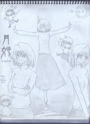 Fanart : Arcueid by TetsuiArikado