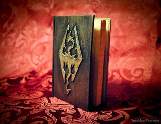 Skyrim Mini Journal