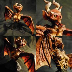 Demon Mother, A Vampire Queen by StormbloodCurio