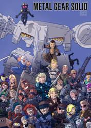 Metal Gear solid !