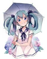 Rains Day by U35