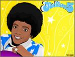 Michael Jackson J 5 by emmersonlimma