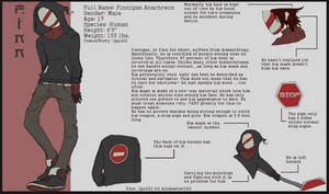 Finn Character Sheet