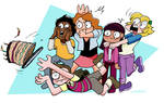 OOPS! MML - Draw the squad 2