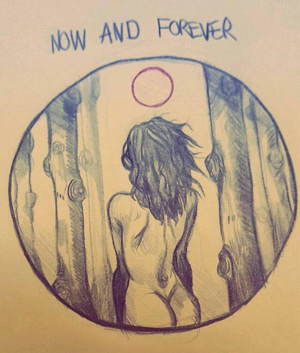 Now and forever by WhereHasMyMindGone