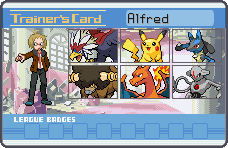 America Trainer Card by CaliforniaHunt24