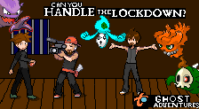 Can You Handle The Lockdown? by CaliforniaHunt24