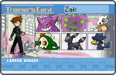 Zak trainer card by CaliforniaHunt24