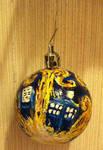 The Pandorica Opens Ornament