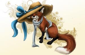 A Fox in Me Closet by Mellifluous-Yoeman