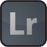 Adobe Lightroom dock icon for the Squared Icon set