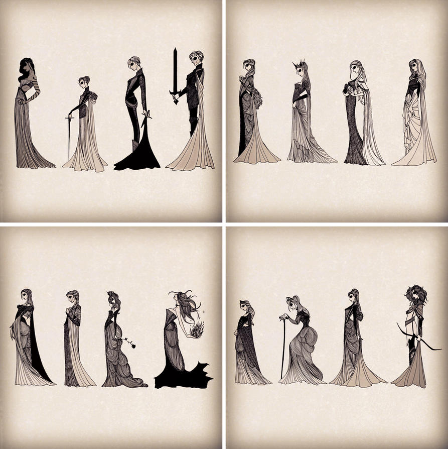 femmes game of thrones
