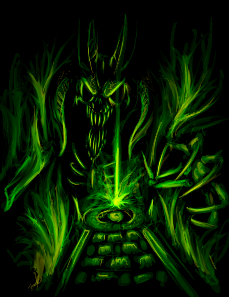 Demonic Power by Storm-Weaver