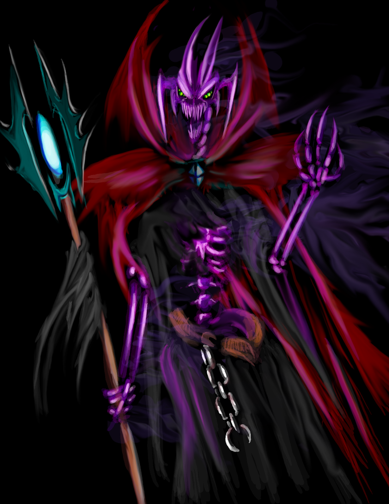 Void Lich by Storm-Weaver