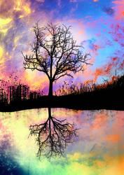 Ifi's tree by Ifispirit