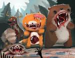 Woodland-Zombies
