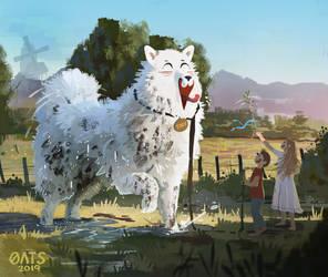Beastly Pet by Oats-Art