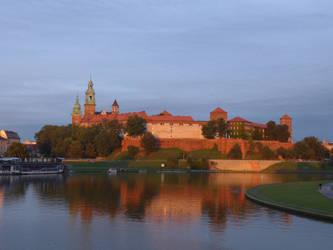 Wawel Castle (2015) by astateofconfusion