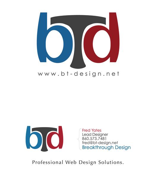 BTD Business card by Spec18t