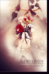 Gokudera Hayato I by Akagami707