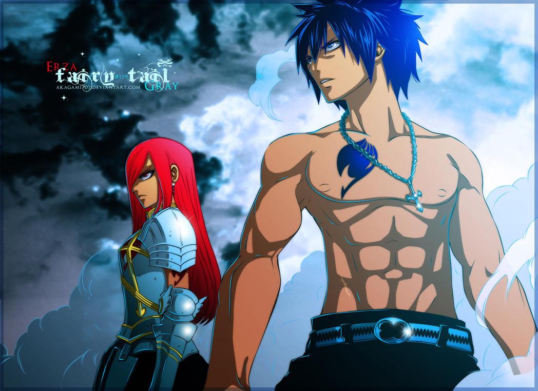 Fairy Tail by Akagami707