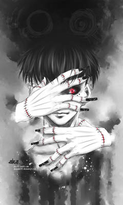 Urie Kuki - the evil within