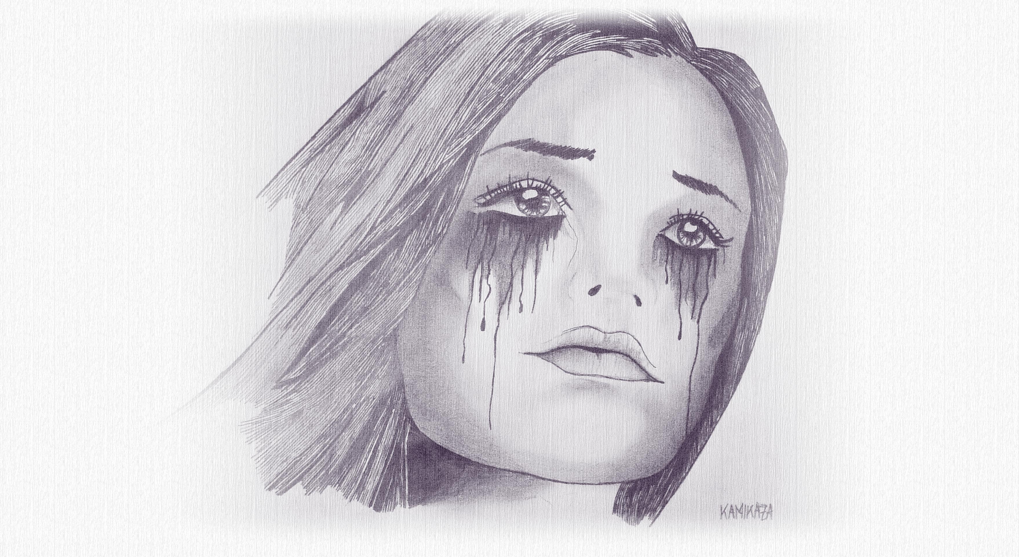 depressing things to draw - photo #40