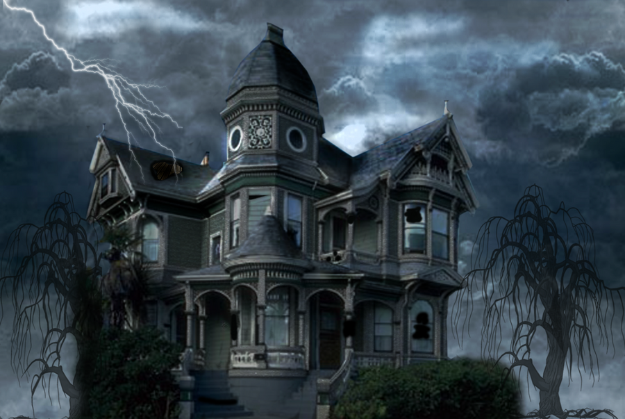 haunted_house_by_hellonlegs d30axnlpng