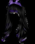 Pretty Gothic Hair