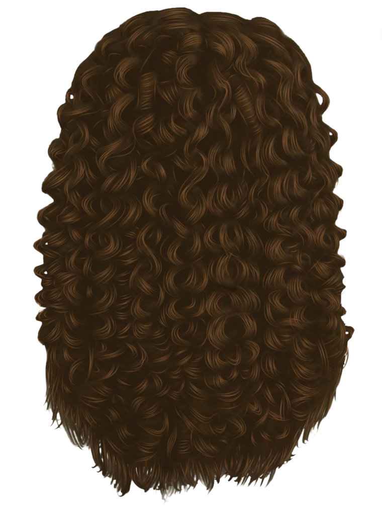 Hair Stock Curls by hellonlegs
