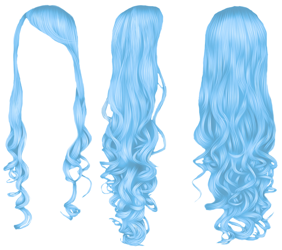 Mermaid Hair by hellonlegs