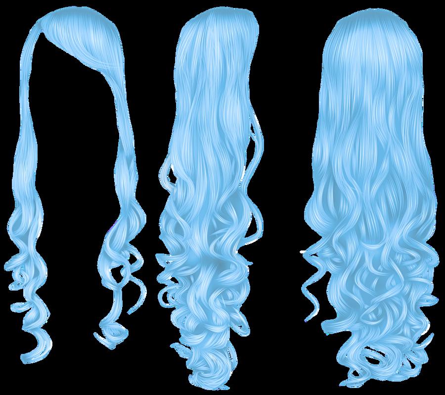 Mermaid Hair by hellonlegs