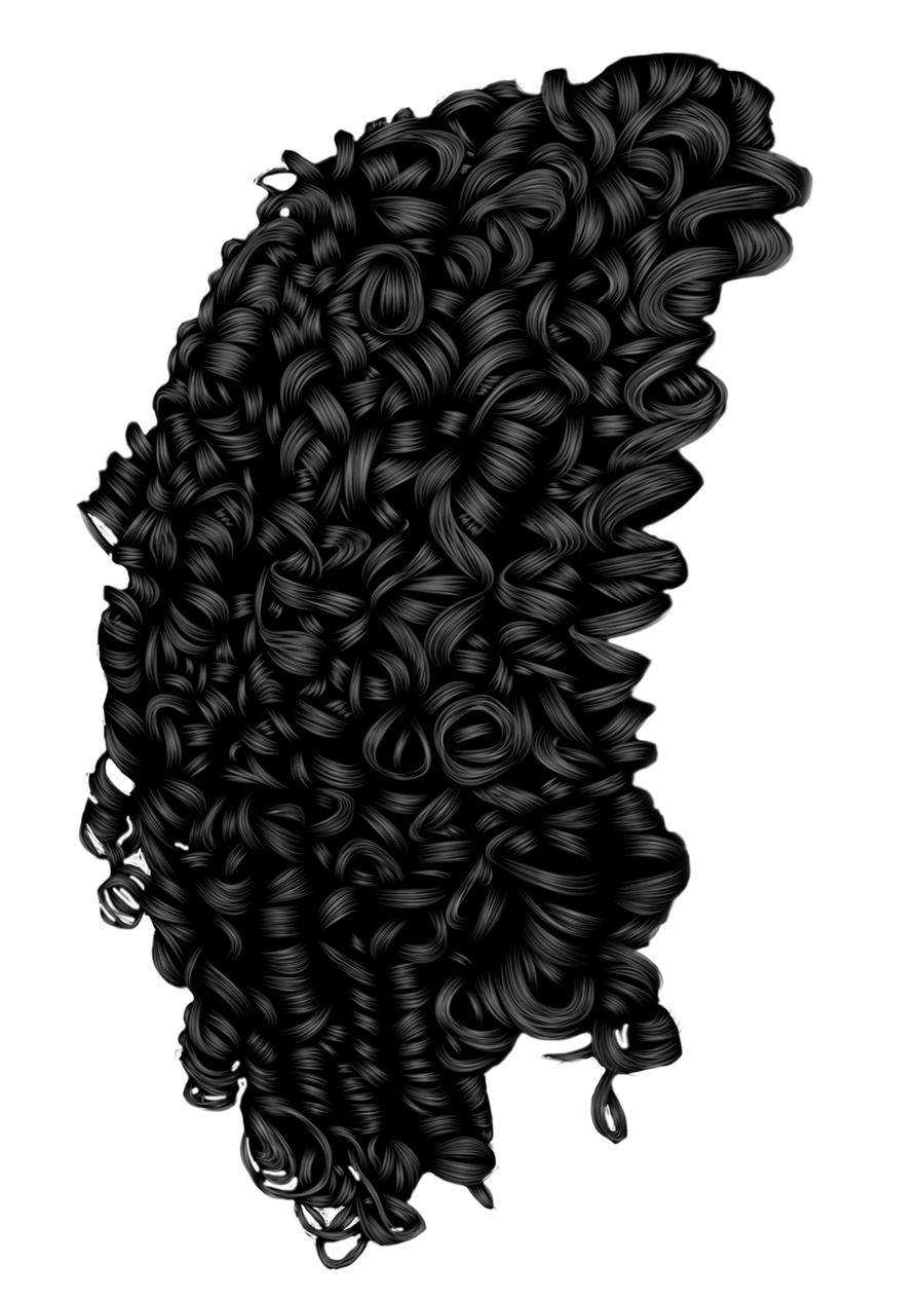 Tight Curls Black By Hellonlegs On Deviantart