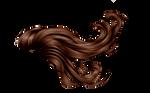 Windswept Hair Brown