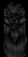 Fantasy Hair 6 by hellonlegs