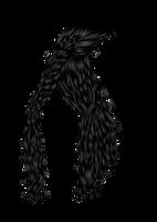 Fantasy Hair 9 by hellonlegs