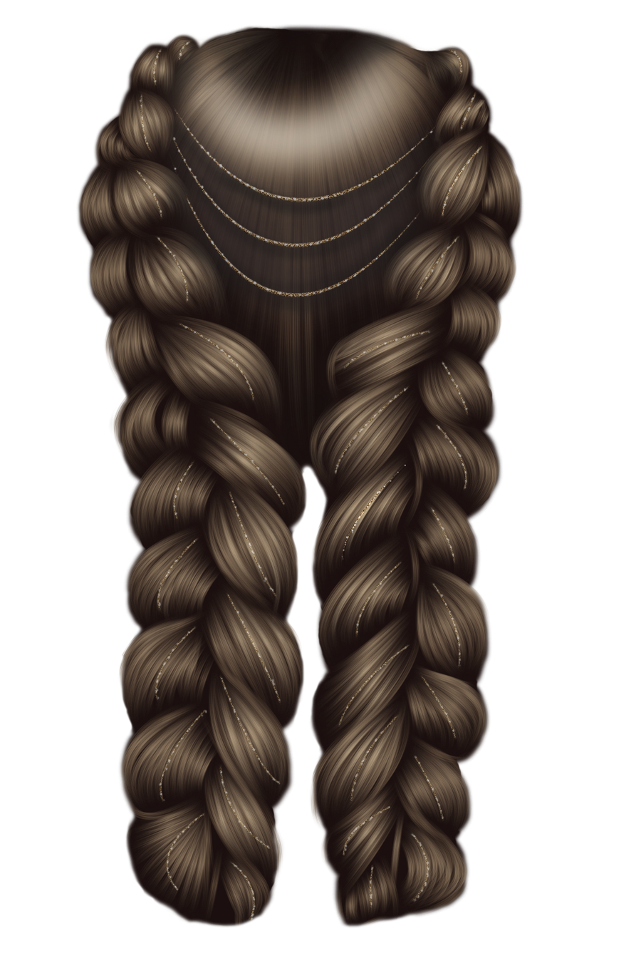 Fantasy Hair 10 by hellonlegs