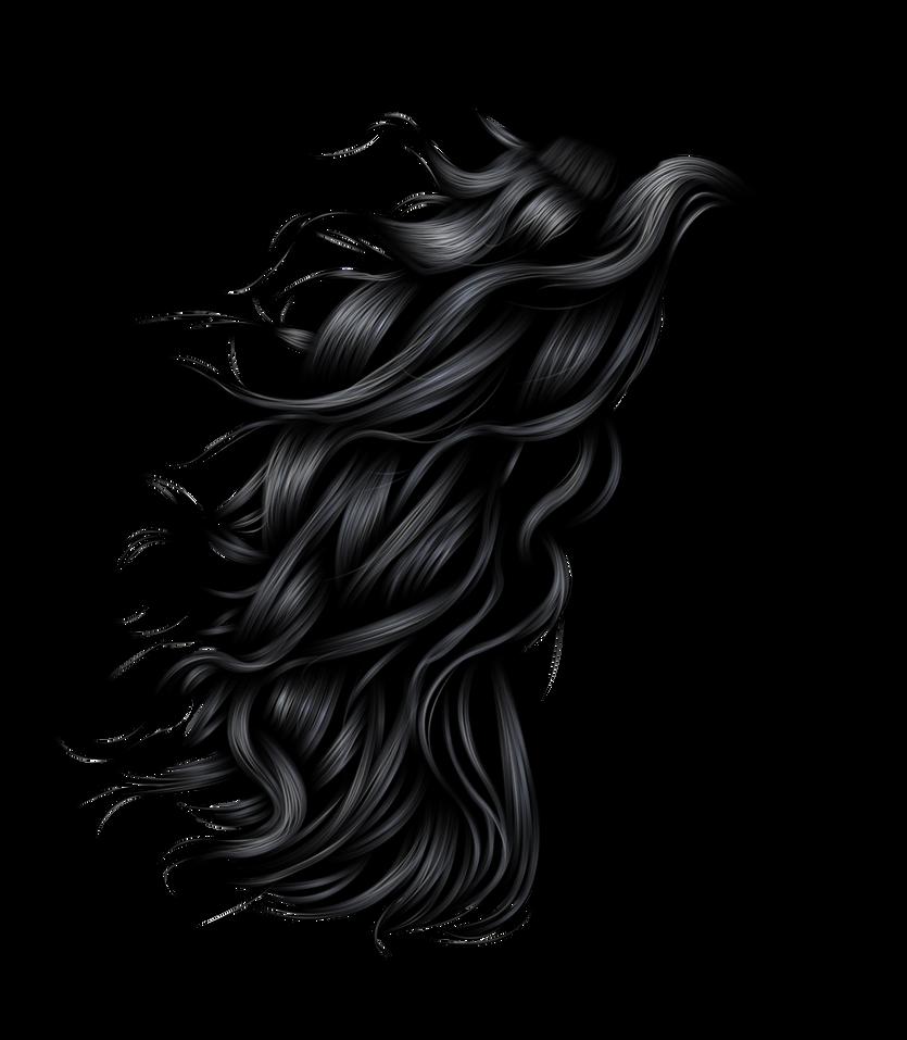 windswept hair 3 by hellonlegs