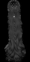 Fantasy Hair 14 by hellonlegs
