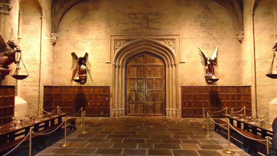 The Great Hall Door by hellonlegs ... & The Great Hall Door by hellonlegs on DeviantArt