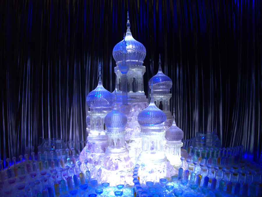 amazing ice sculpture wallpapers - photo #29