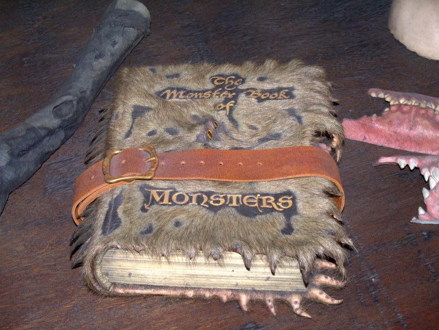 book of monster - photo #11