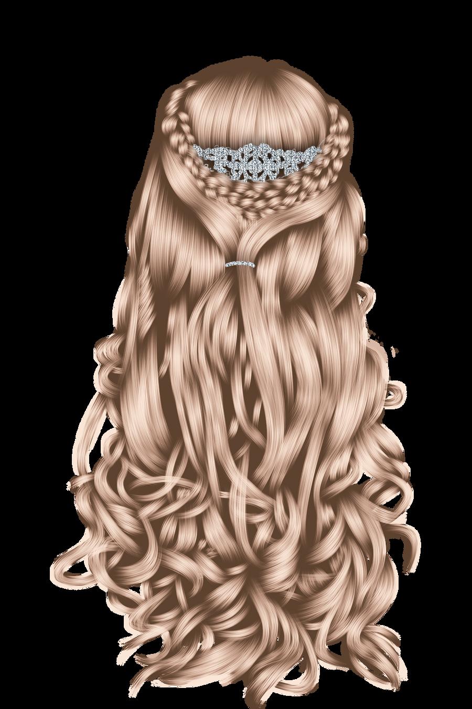 Fantasy Hair 19